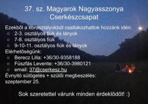 Magyarok Nagyasszonya Cserkészcsapat